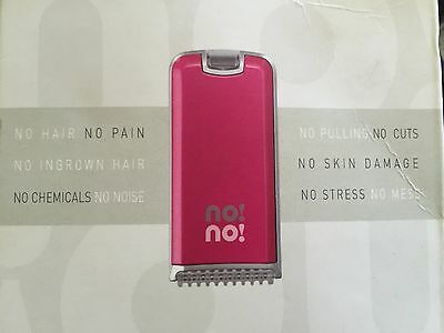 No No Professional Hair removal treatment