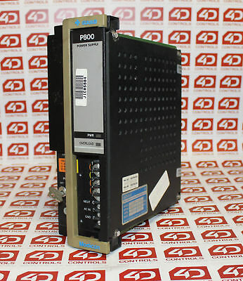 Modicon / Gould AS-P800-003 Power Supply - Used