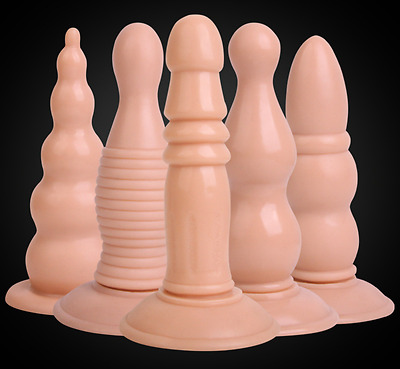 ** New 5 Styles Large Sex_Dildo Anal_Toy Male Female Adult Toy Fast Shipping **