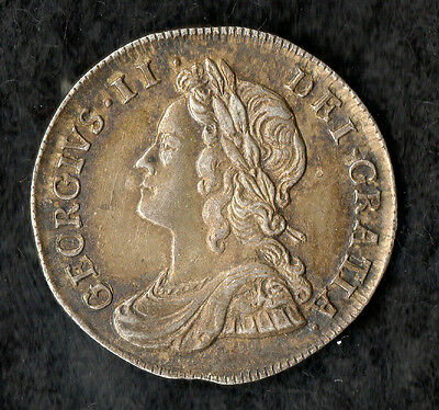 George II Maundy Fourpence Silver 1732