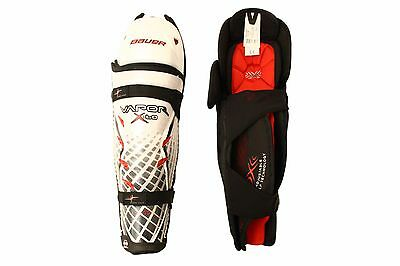 Bauer Vapor X:60 Ice Hockey Shin Guards Size Senior Hokejam.lv