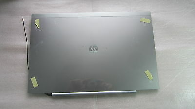 New HP Elitebook 8570p Rear Lid Lcd Cover with cables 686312-001