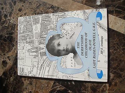 The Derbyshire Childhood of Olave Lady Baden-Powell G.B.E