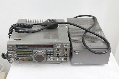 Kenwood Trio TS-440S HF Transceiver and PS-50 DC Power Supply