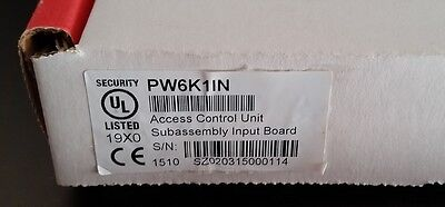Honeywell Pro-Watch Pw6K1In 16 Alarm Input Board Access Control