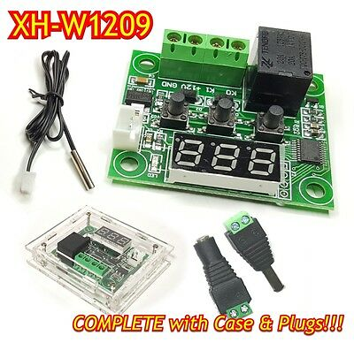 XH-W1209 12V -50~110°C Digital Temperature Control Switch Sensor Module