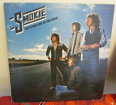 Smokie - The Other Side of the Road - LP- Album - Record - Vinyl