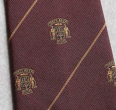 YORKS AREA NUM TIE NATIONAL UNION OF MINEWORKERS MINERS YORKSHIRE N.U.M. 1970s