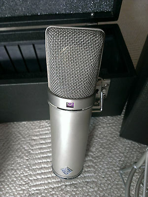 Neumann U67 microphone classic vintage mic manufactured in 1969 MINT conditions