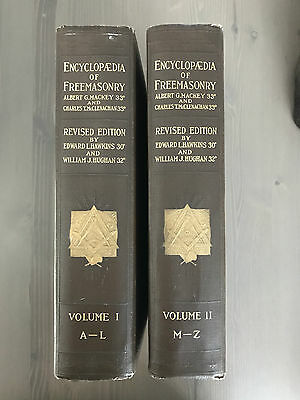 Encyclopaedia of Freemasonary and It's Kindred Spirits