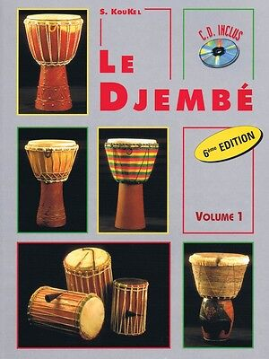 Le Djembe Volume 1 French Edition NEW 014018720