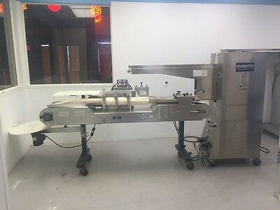 Adamatic Bagel Former & Divider Rk2100 (Used Condition)