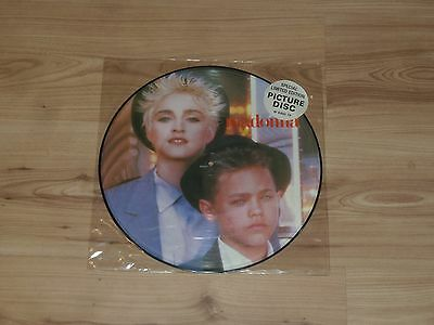 """Madonna Open Your Heart Uk 12"""" Picture Disc Single"""