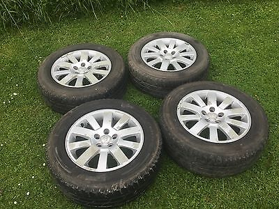 Landrover Discovery 3 18inch Alloys - 4x Wheels with Tyres
