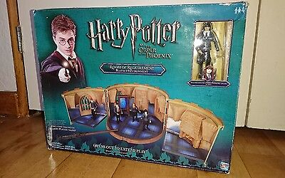 Bnib Harry Potter room of requirement play set with chou Chang figure new