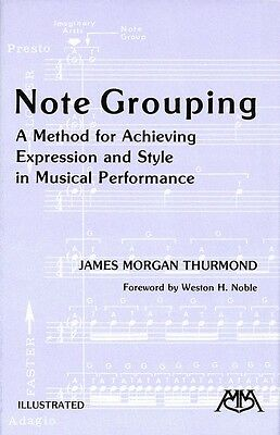 Note Grouping Book NEW 000317028