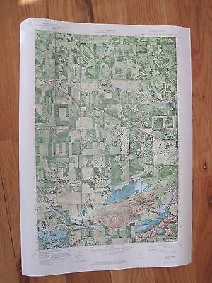 Oaklee, Minnesota Quadrangle Topographic Map 7.5 Minute Series