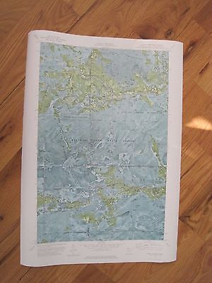 Oaks Corner, Minnesota Quadrangle Topographic Map 7.5 Minute Series