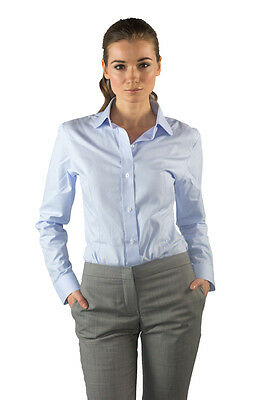 Womens Tailored Shirt - Perfect Fit Guarantee with Suit Me Up
