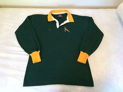 Vintage South Africa Rugby Shirt - Canterbury