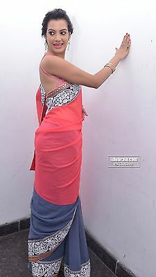 Indian designer party wear saree ethnic pakistani bollywood wedding lehenga sari