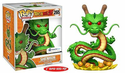 "Funko Pop Dragonball Z Shenron 6"" Inch Exclusive Limited Edition #265"