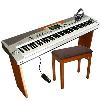 Axus S2 Digital Piano and Premium Stand Package