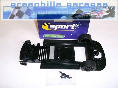 Greenhills Scalextric Accessory Pack Audi R8 Chassis New W9620 G567