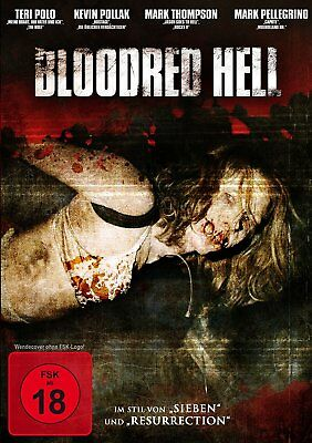 Bloodred Hell - DVD/NEU/OVP - FSK18