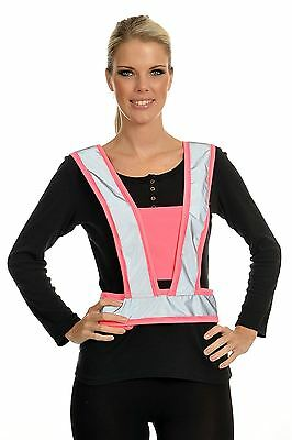 Equisafety Body Harness Equine Horse Rider Safety Wear