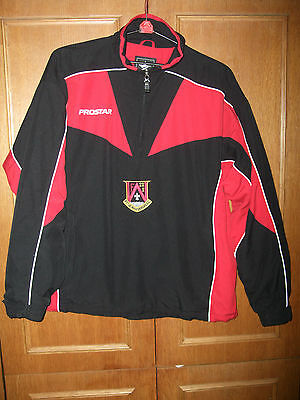 Northern Ireland Foyle Wanderers PROSTAR football mens jacket Size Small