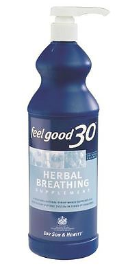 Day, Son & Hewitt Feel Good 30 Herbal Breathing Supplement Horse Respiratory