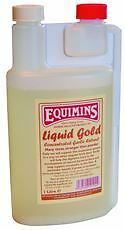 Equimins Liquid Gold Concentrated Garlic Extract Horse Nutrition & Supplements