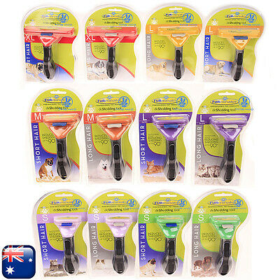 Large Medium Small Dog/Cat Short /Long Hair Comb FURminator DeShedding Tool Comb
