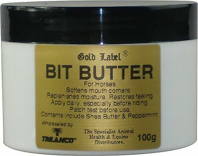 Gold Label Bit Butter Equine Horse Horse Care & First Aid
