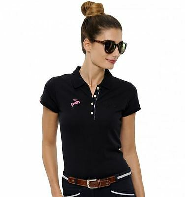 Spooks Nicky Polo Top - Navy