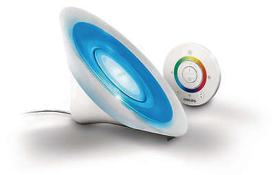 Philips LED-Lampe LivingColors Aura White Farbwechsler 8W Tischleuchte