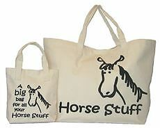 Moorland Rider Horse Stuff Big Bag Equine Horse Gifts