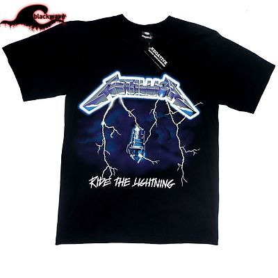 Metallica - Ride The Lightning - Band T-Shirt