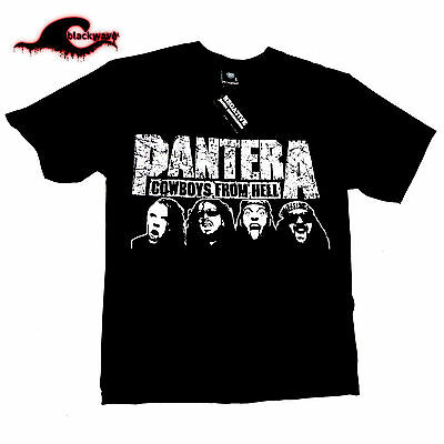 Pantera - F#cking Hostile - New Band T-Shirt