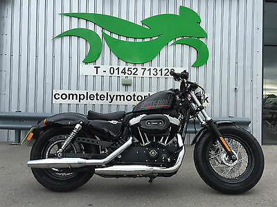 Harley-Davidson XL 1200 X FORTY EIGHT 15 2015 ** ONLY 1360 MILES FROM NEW **