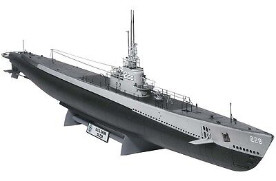 Revell 1:72 Gato Class Submarine Plastic Model Kit 85-0394 RMX850394