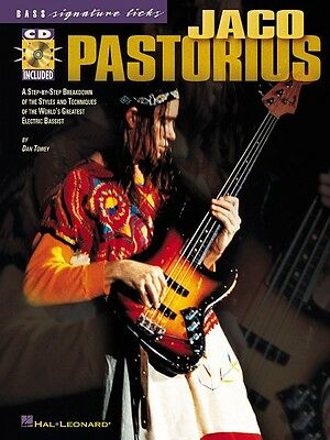 Jaco Pastorius - A Breakdown of the Styles and Techniques of the World 000695544