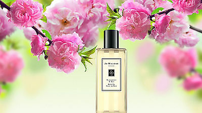 Jo Malone Blackberry and Bay Bath Oil 250 ml Brand New