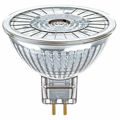 OSRAM LED STAR 4,6-W-GU5,3-LED-Lampe mit Glasreflektor, neutralweiß, 12 V