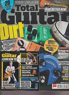 Total Guitar magazine /& CD Volume 251 March 2014