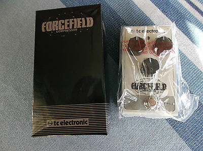 TC Electronic Forcefield compressor Guitar Effect Pedal