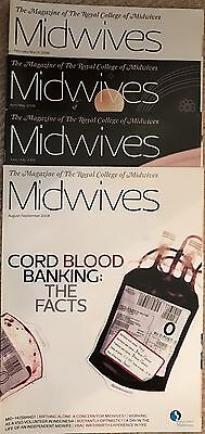 The Royal College Of Midwives Magazine 2008 X4