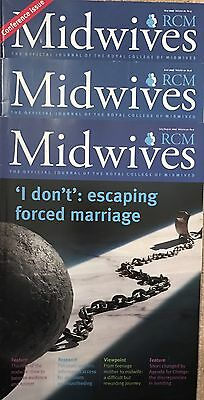 The Royal College Of Midwives Magazine Oct-Dec 2003 X3
