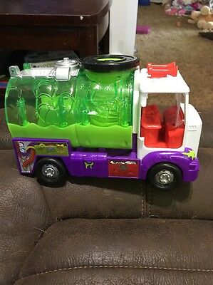 The Trash Pack SEWER TRUCK - Moose Toys - Hard To Find!